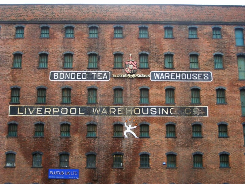 Liverpool guided tours photo of stanley docks