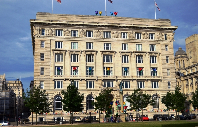Liverpool guided tours photo of Cunard Building